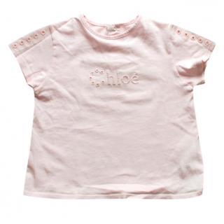 Chloe Girls T-shirt