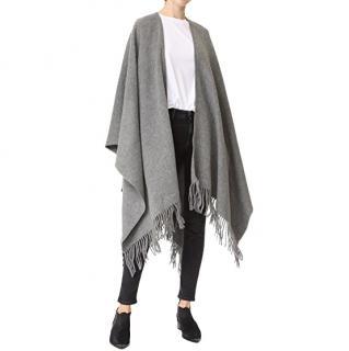 Acne Studios Wool Poncho