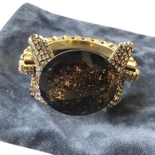 Erickson Beamon Boudica Gold Chain Bracelet
