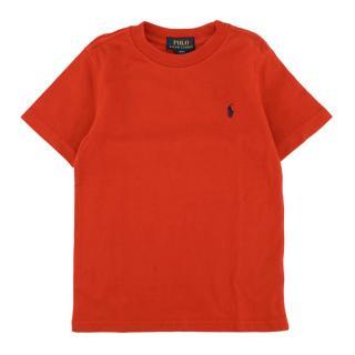 Polo Ralph Lauren boys age 4 T-shirt