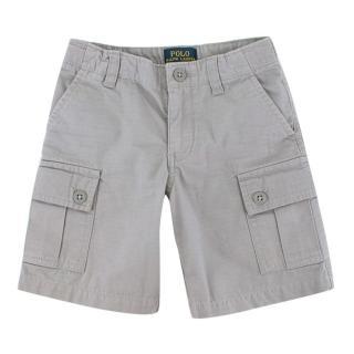 Polo Ralph Lauren boys age 4 ripstop cargo shorts