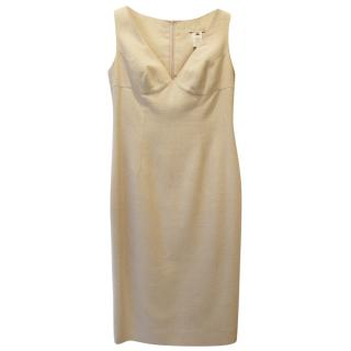 Celine Silk & Hemp Dress