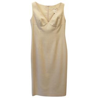 Celine Silk & Hemp Dress