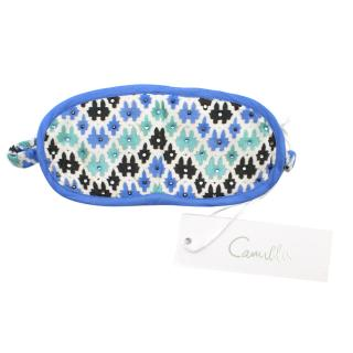 Camilla Sultans Gate silk eye mask