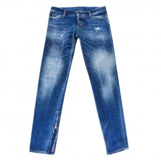 Dsquared2 Skinny Fit Jeans