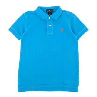 Polo by Ralph Lauren Blue Polo Shirt