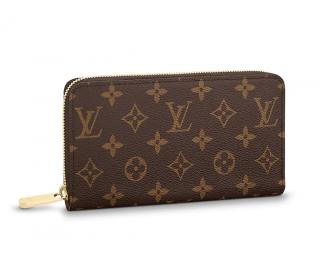 Louis Vuitton Large Zippy Purse