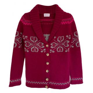 Brora Wool Cardigan