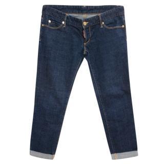 Dsquared2 low waist jeans