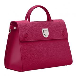 Dior Cherry Pink Diorever Tote Bag