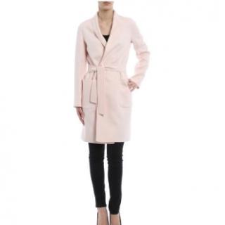 Max Mara Saul coat in pink