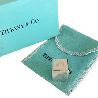 Tiffany & Co. dice - With box and pouch