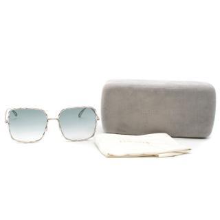 Elie Saab palladium-plated sunglasses - New Season