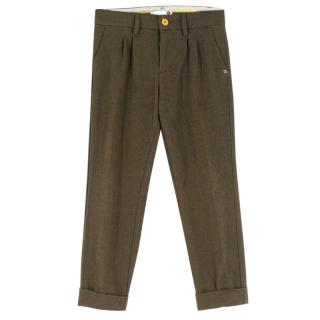 Hitch-Hiker Brown Trousers