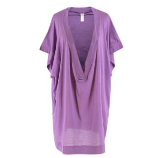 Eres Purple Tunic