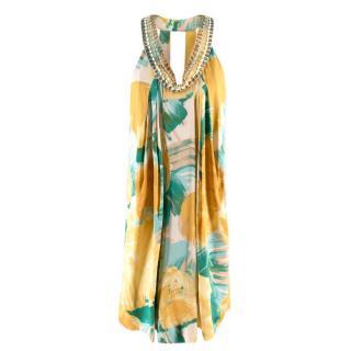 BCBG Max Azria Printed Dress