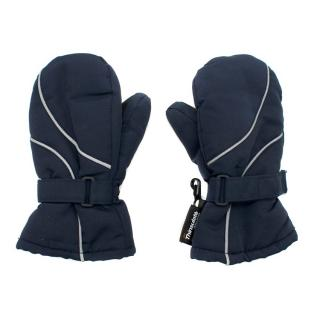 3M Thinsulate Boys Navy Mittens