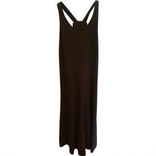 Joseph Black Maxi Dress