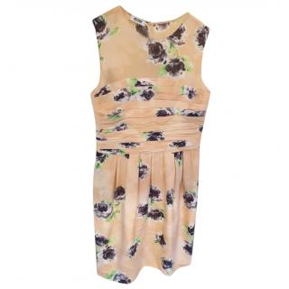 Moschino Cheap & Chic Silk Dress