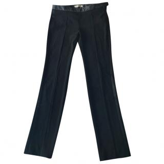 Ballenciaga straight evening Trousers