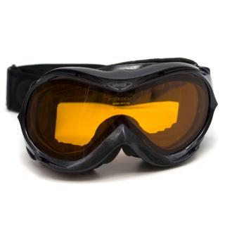Uvex Orange-Lens Kid's Ski Goggles