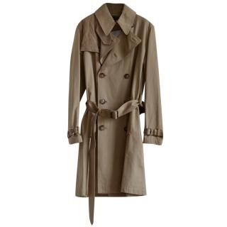 Ralph Lauren Black Label beige trench coat