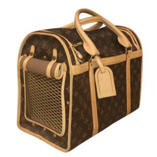 Louis Vuitton Monogram Dog Carrier 40