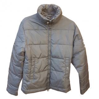 Fendi Black Light Padded jacket