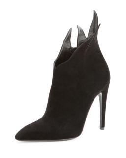 Bottega Veneta Flame ankle boots
