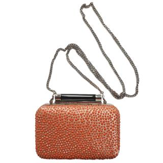 Diane Von Furstenberg Tondo Evening bag