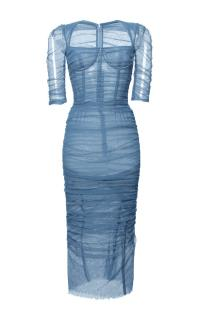 Dolce & Gabbana Stretch tulle dress