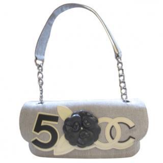 Chanel Camellia Flap Bag