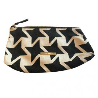 Stella McCartney star print cloth pouch
