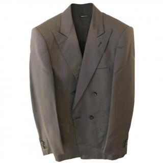 Giorgio Armani Double Breasted Silk Jacket