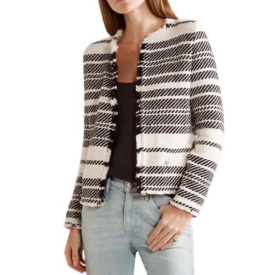 Iro Zlata tweed jacket