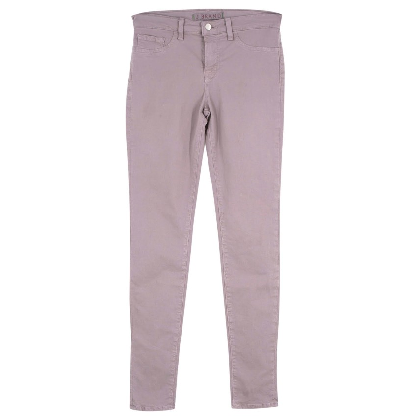 NG (Luisa) J Brand Dove Grey Skinny Jeans