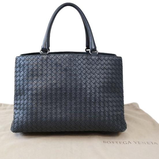 Bottega Veneta Intrecciato Nappa leather milano Tote