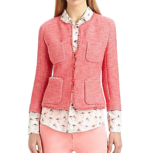 Max Mara Weekend boucle jacket