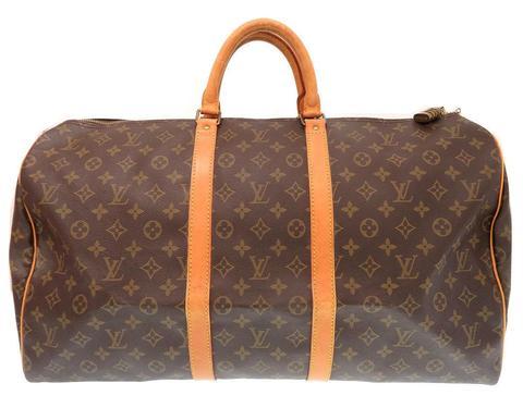 Louis Vuitton Keepall 50 M41426 Monogram Boston Bag  1f6db7bf85b87
