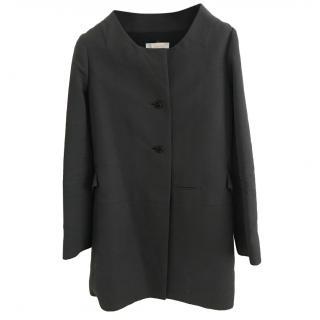Chloe grey cotton Coat