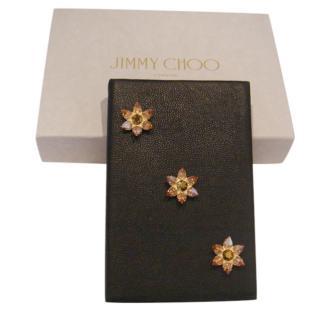 Jimmy Choo embellished note book