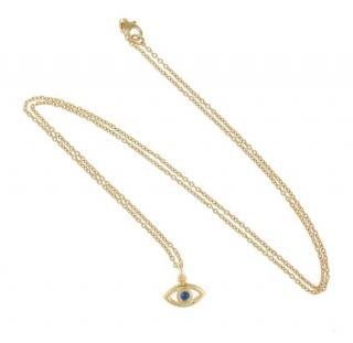 Ileana Makri Mini Eye Pendant