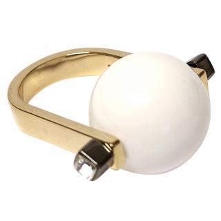 May Moma Milan Gea Sphere Ring