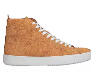 Vivienne Westwood Brushed-Suede High-Top Trainers