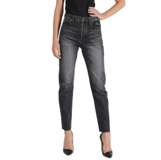 Saint Laurent High Waisted Jeans