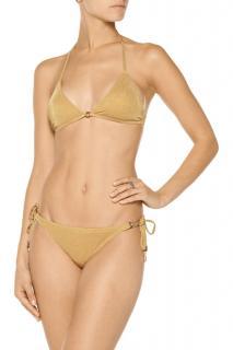 Melissa Odabash Gold  Bikini