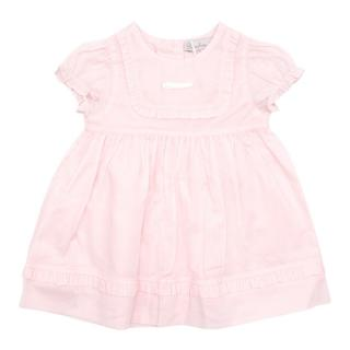 Patachou Girls Pink Cotton Dress