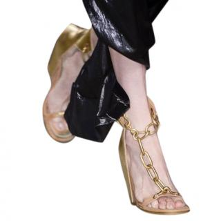 Rick Owens Chain Sandals