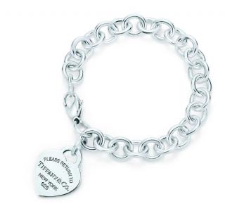 Tiffany & Co Heart Return To Tiffany Bracelet