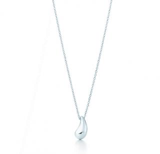 Tiffany & Co Elsa Peretti Teardrop Pendant Necklace